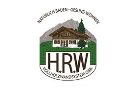 HRW Vollholzwandsystem